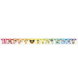 Letterslinger Rainbow Fun Emoji (8 stuks)