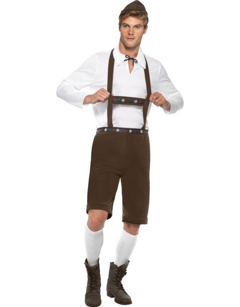 Bavarian Kostuum Man
