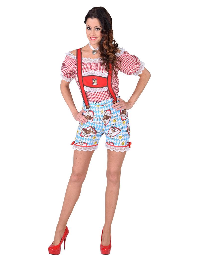 Hotpants Alm Hirsch