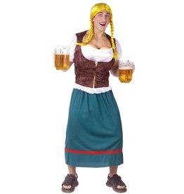 Oktoberfest Kostuum Tiroler Dirndl Man (one Size)