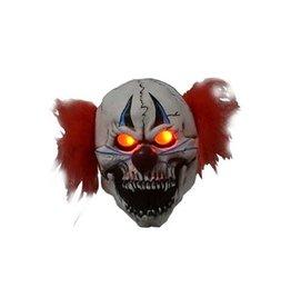Masker Horror Clown met Oplichtende Ogen