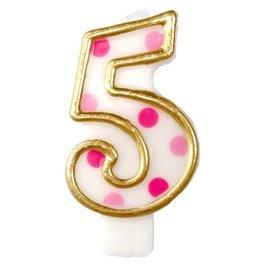 Cijferkaars 5, Roze