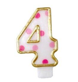 Cijferkaars 4, Roze