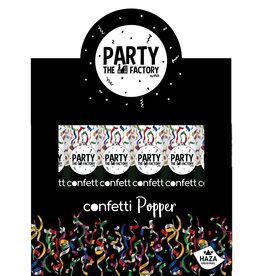 Confetti Poppers Multi (20 cm)