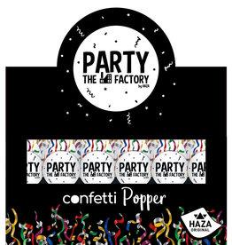 Confetti Poppers Multi (11 cm)