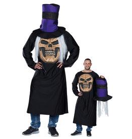 Gek Horror Kostuum One Size