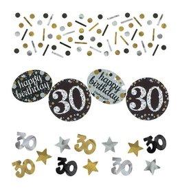 Confetti Sparkling Gold 30 jaar (34 gr)
