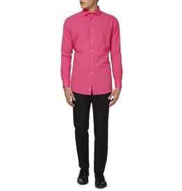 Opposuits Shirt LS Mr.  Pink