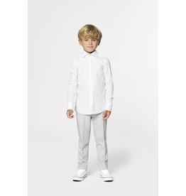 Opposuits Shirt LS White Knight  Boys