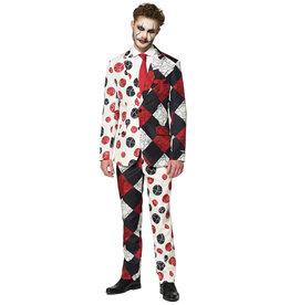 Opposuits Halloween Red Clown - Suitsmeister