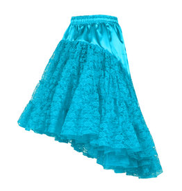 Pettycoat Lang, Turquoise
