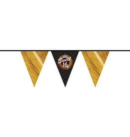 Vlaggenlijn Sweet 16 (10 m)