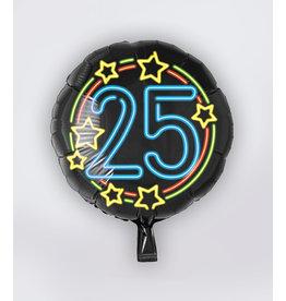 Neon Folie Ballon - 25