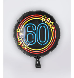 Neon Folie Ballon - 60