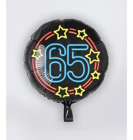 Neon Folie Ballon - 65