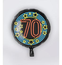 Neon Folie Ballon - 70
