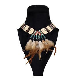 Indianenketting Dakota
