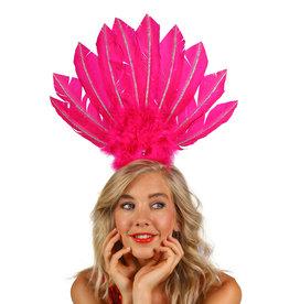 Haarband Brazil, Roze