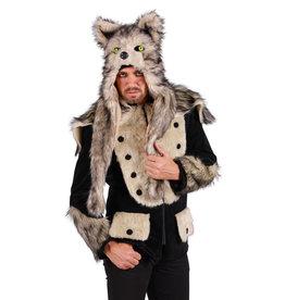 Themajas Heer Wolf, Zwart