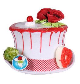 Cupcake Hoed Dame