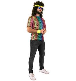 T-Shirt Neon Panter Unisex