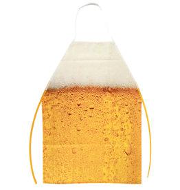 Schort Bier Patroon One Size