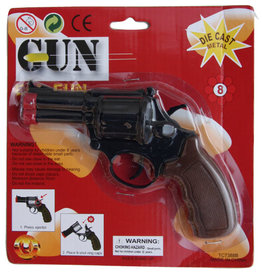 Revolver 8 Shots Politie