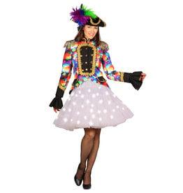 Petticoat Bellatrix, Wit-Wit