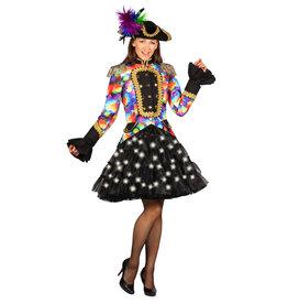 Petticoat Bellatrix, Zwart-Wit