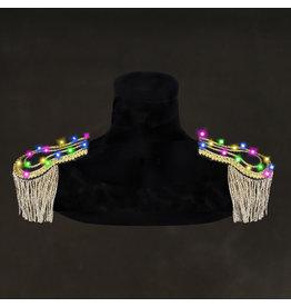 Epauletten Eros, Goud-Mix van Kleuren, Led-collectie