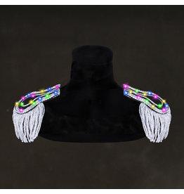 Epauletten Eros, Zilver-Mix van Kleuren, Led-collectie