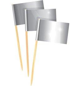 Prikkers Zilver (50 stuks)