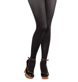Gekleurde panty, Zwart