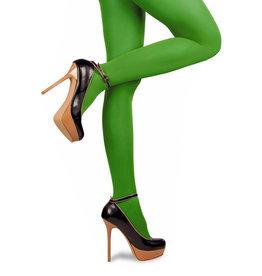 Gekleurde panty, Groen