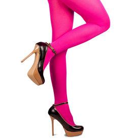 Gekleurde panty, Roze