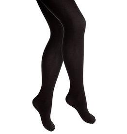 Gekleurde kinderpanty, Zwart