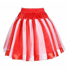 Petticoat Tubes, Rood-Wit