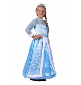 Sneeuwkoningin Kind, Blauw