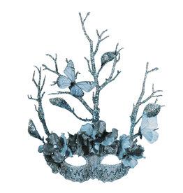 Oogmasker Tree, Turquoise