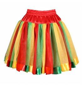 Petticoat Tubes, Rood-Geel