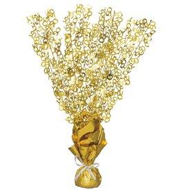 Folie Ballongewicht Goud - 50 jaar