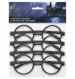 Brillen Harry Potter (4 stuks)