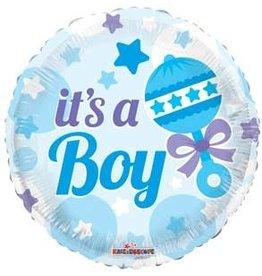 Folie Ballon It's a Boy (45 cm)