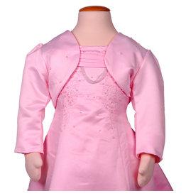 Bolero Meisjes Roze met Pailletjes