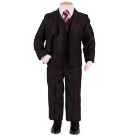 Luxe Kinder Kostuum Zwart