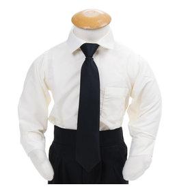 Baby Overhemd Lange Mouw Wit