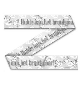 Party Tape - Hulde aan het Bruidspaar