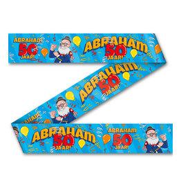 Party Tape - Abraham 50 Jaar Cartoon