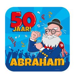 Huldeschild - Abraham Cartoon