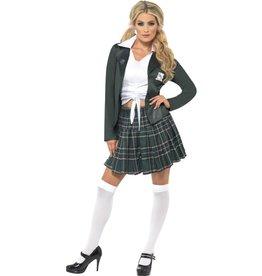 Kostuum Schoolmeisje